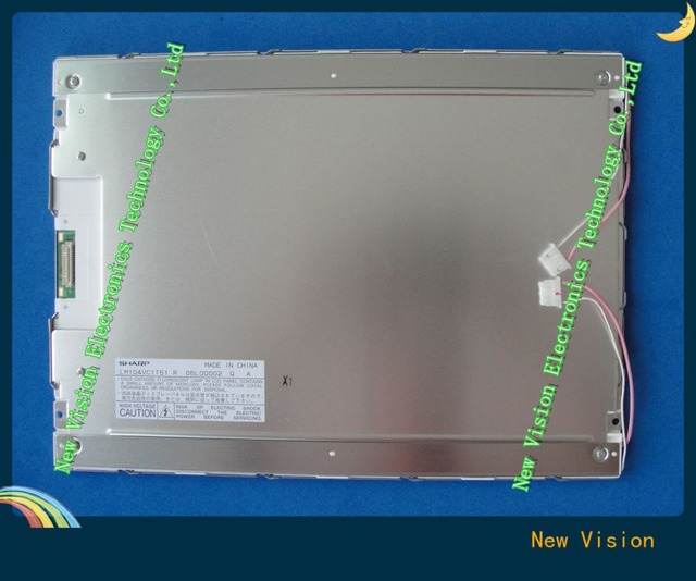 """LM104VC1T51 LM104VC1T51R Brand New Original A+Grade10.4"""" inch LED LCD Display Module Panel"""