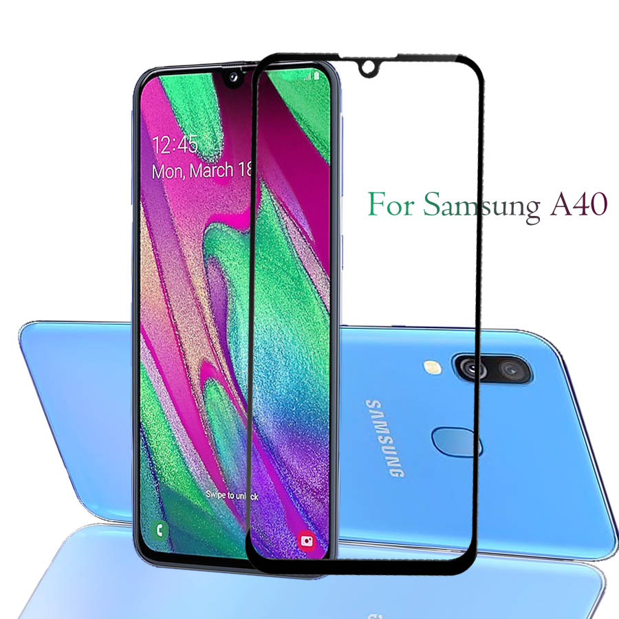 tempered <font><b>glass</b></font> on for <font><b>samsung</b></font> galaxy a40 a70 For galaxy <font><b>a</b></font> <font><b>40</b></font> 70 40a 70a for <font><b>samsung</b></font> a70 a10 armor sansung glaxy protective glas image