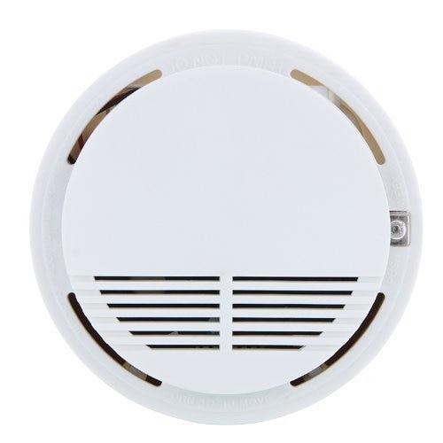 Wireless Smoke Detector High Sensitive Fire Alarm ...