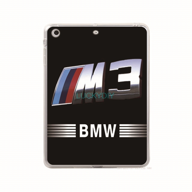 BMW Transparent Case For iPad (11 Types)