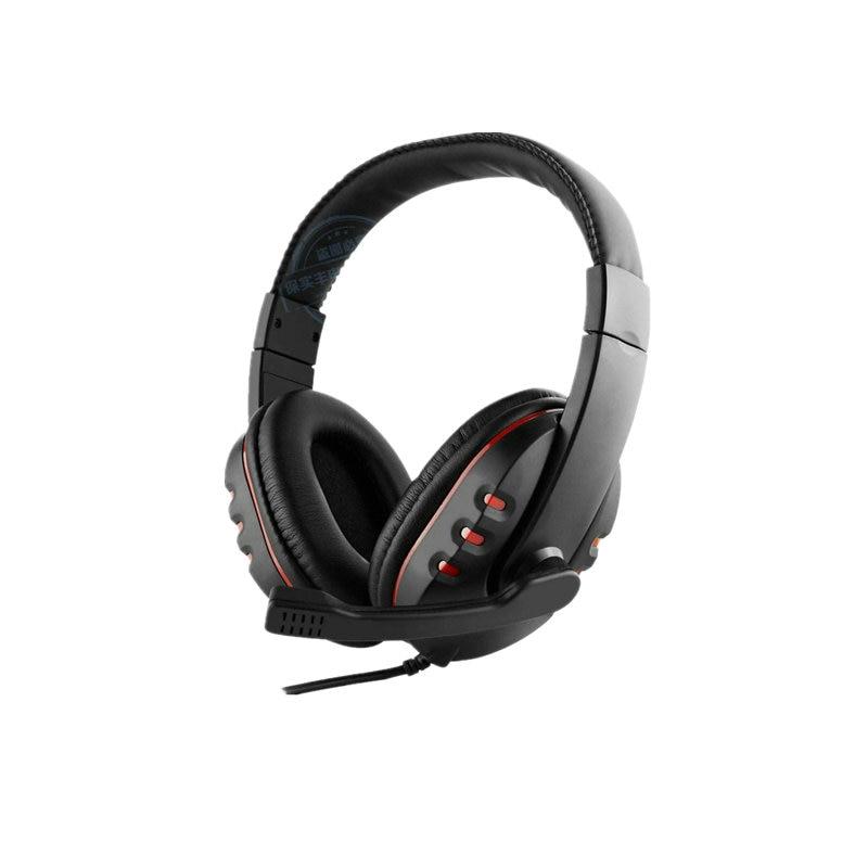 OVLENG LS-Q7 HiFi Deep Bass Stereo berwayar Fon kepala Muzik Dinamik - Audio dan video mudah alih - Foto 1