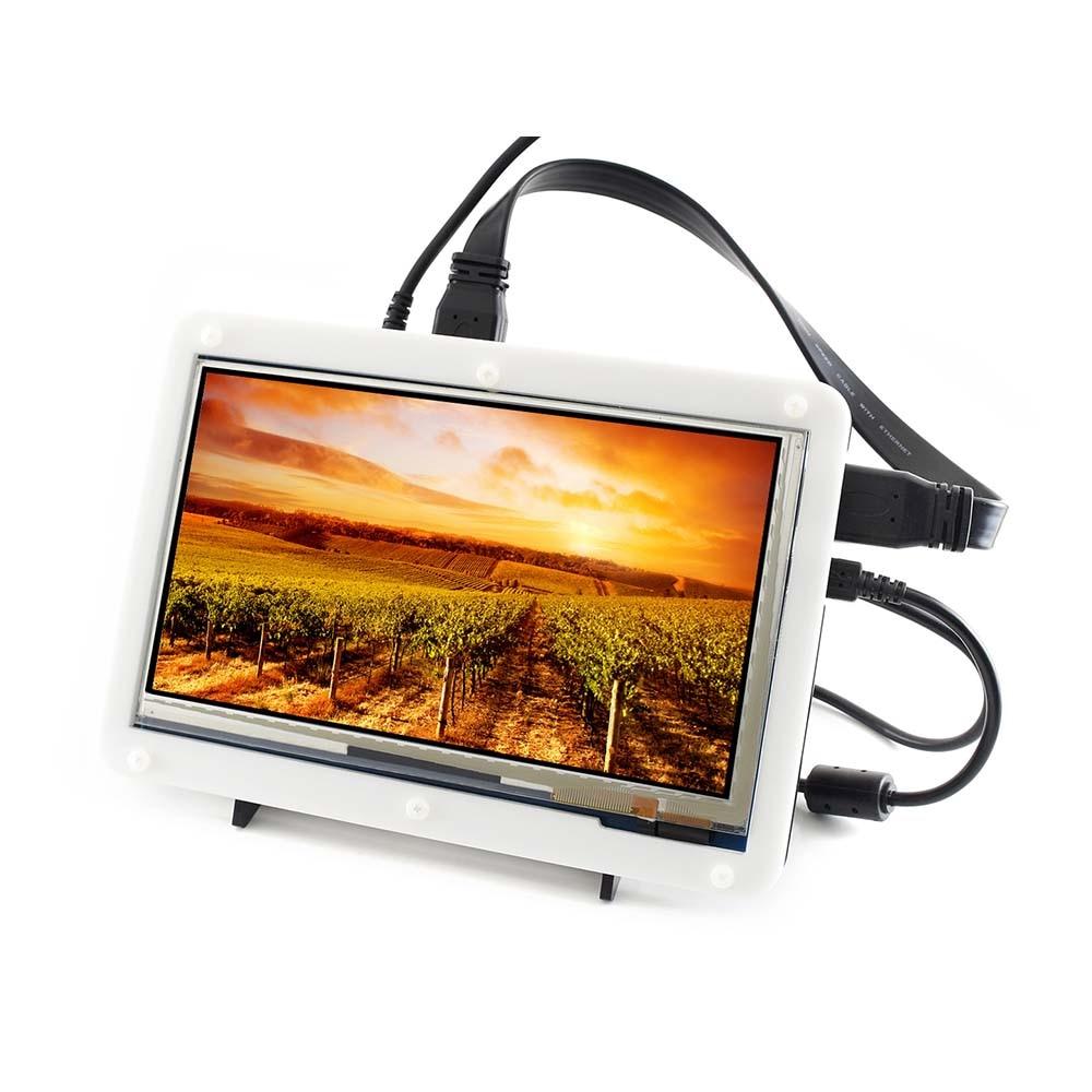 ذو LCD 1024*600 United 4