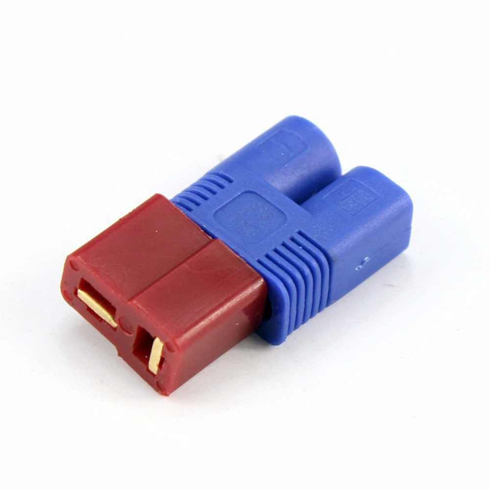 Jmt t plug deans gaya pria wanita gaya ec3 konektor adapter wireless t-plug untuk rc mainan f20094