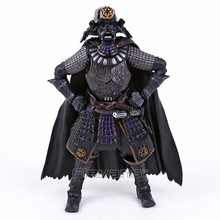Star Wars MOVIE REALIZATION Samurai Taisho Darth Vader PVC Action Figure Collectible Model Toy