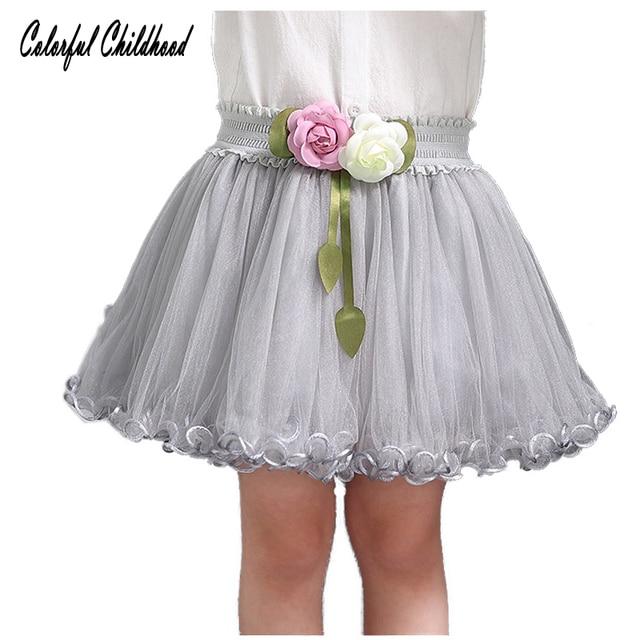 ce2250030bf4 Girl pettiskirt baby tutu girls skirts pink tulle puffy skirts ...