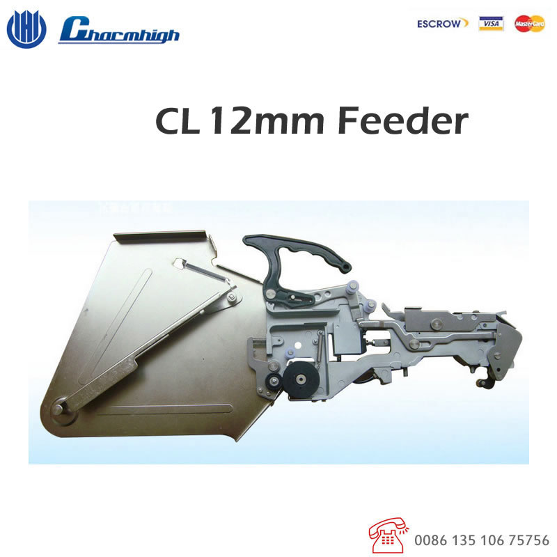 Standard Yamaha Pneumatic Feeder 12mm for CHMT530P Advanced SMT Chip Mounter Pick and Place Machine Spare
