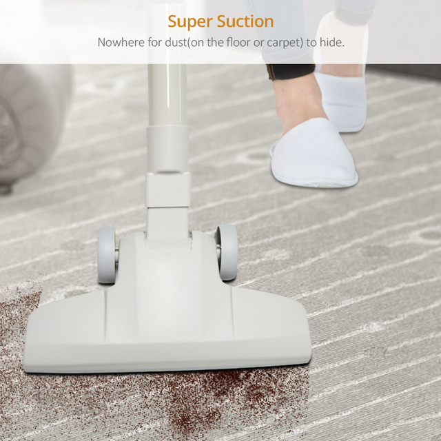 TINTON LIFE Home Portable Rod Powerful Vertical Vacuum Cleaners MD-1801 Vacuum Cleaners