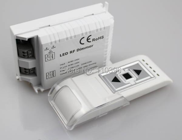 3 key draadloze afstandsbediening triac rf led dimmer controller voor - Lamp accessoires - Foto 3