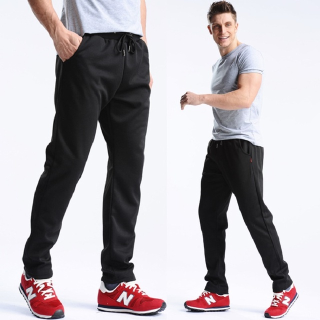 Uwback Sweat Pants Men Summer Joggers Pants Elastic Waist Loose Sweat Pants For Men Plus Size 4XL Casual Trousers Hiphop CAA329 6