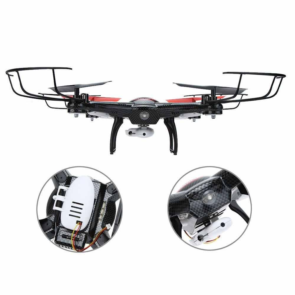 Fpv czterokoptery z monitorem Rc drony z kamerą pilot śmigłowca zabawki profesjonalnym zabawki latający helikopter Oyuncak