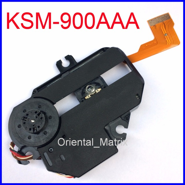 Free Shipping KSM-900AAA Optical Pick UP Assembly KSM900AAA CD Laser Lens Block For JVC FS-SD1000 SD550 Optical Pickup