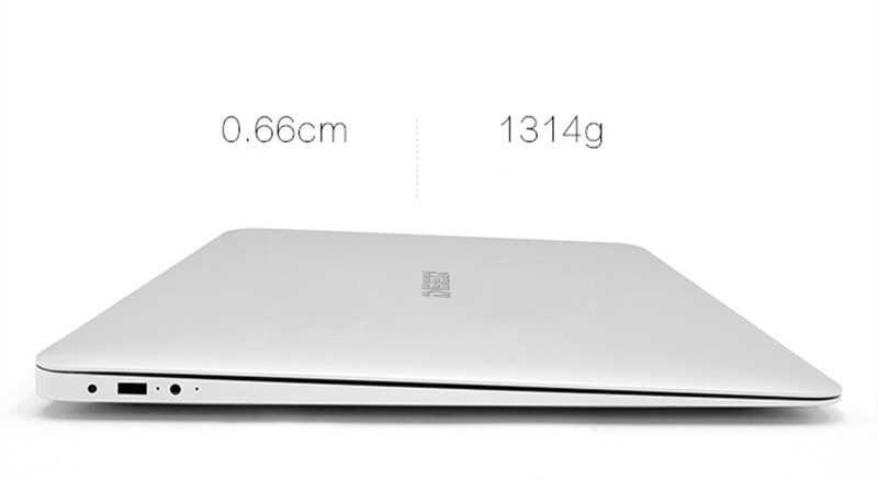 無料送料 14 インチのラップトップの電話で Windows10 Z8350 2 ギガバイトの RAM + 32 ギガバイトの EMMC ノートブック USB3.0 ultrabook コンピュータブルートゥース無線 lan