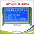 240128*240*128 módulo LCD reemplazo de la pantalla de visualización para HITACHI SP14N003 con retroiluminación LED construir-En LC7981 conductor
