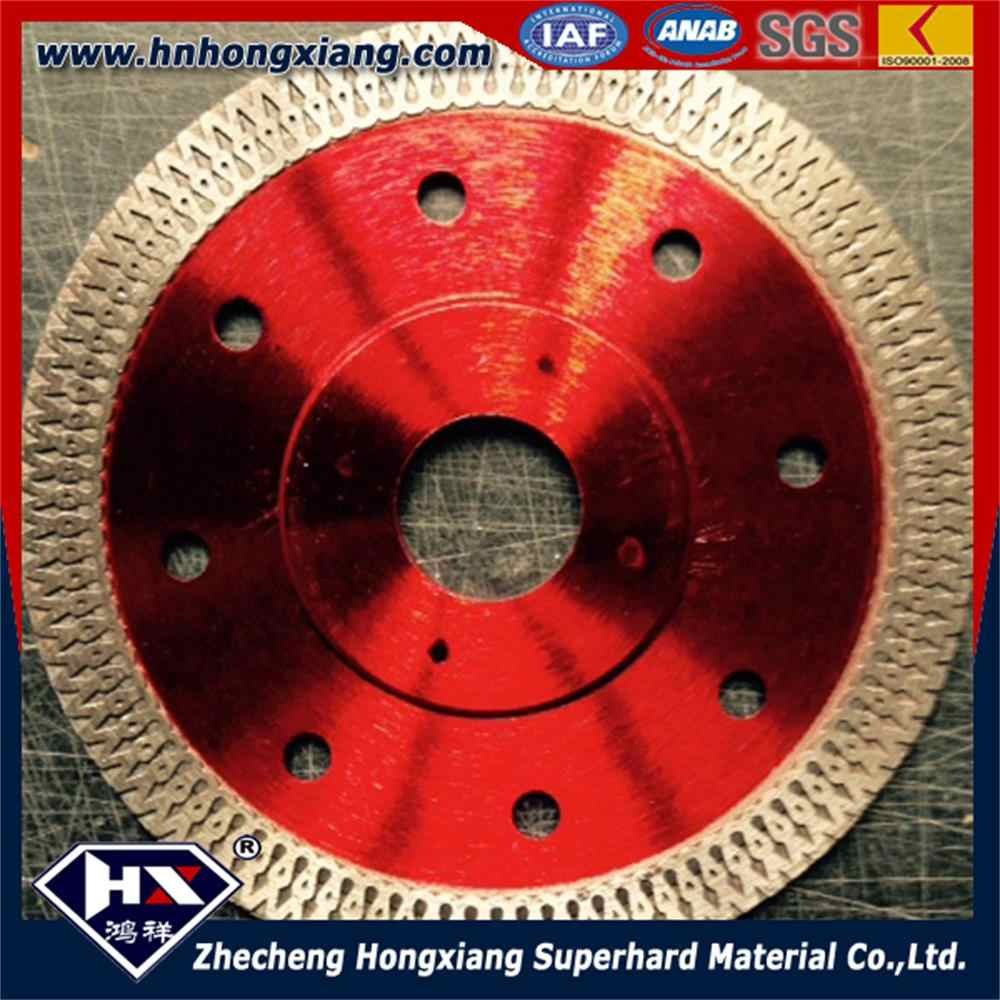 Diamond cutting disc 105mm 115mm 125mm 4 1/2""