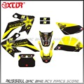 3M Decals Fairing Graphics Stickers for Honda CRF 50 Sticker Kit 125c 110cc Pit Dirt Bike