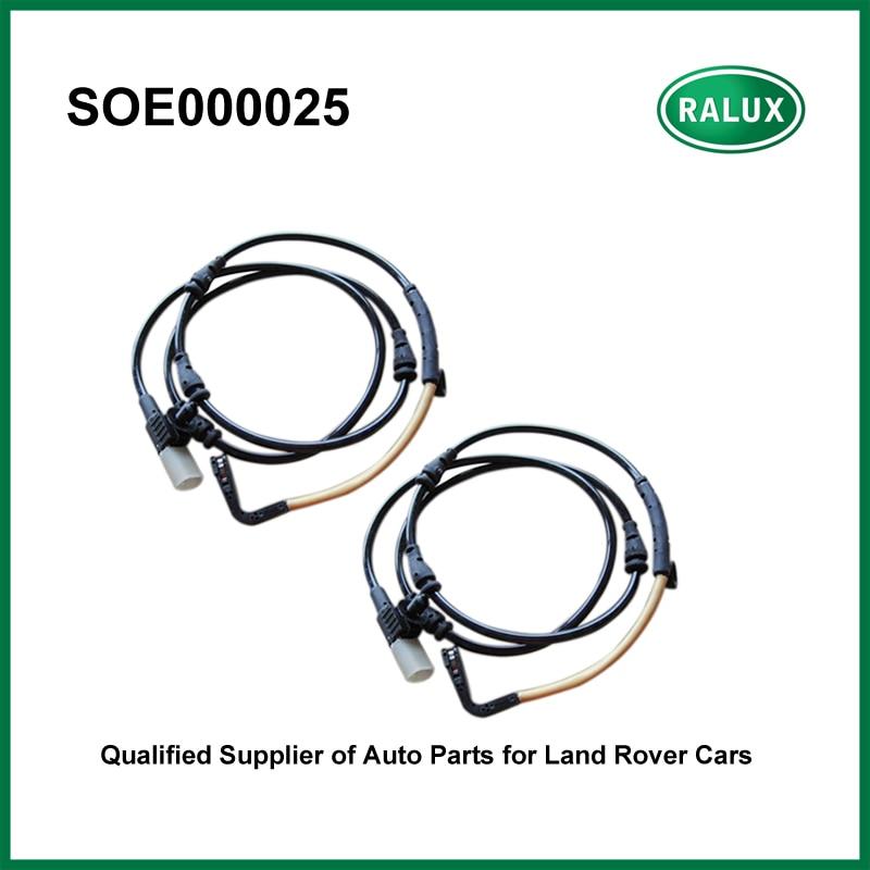 LAND ROVER Rear Brake Pad Fit LR3 LR4 Range Rover Sport 2005-2013 OE Quality