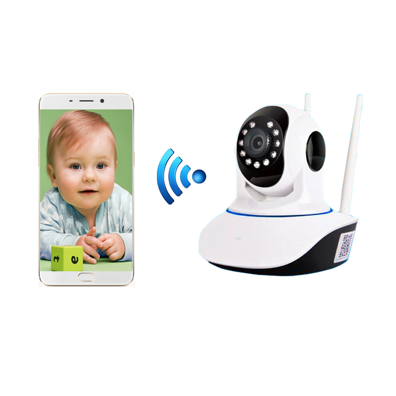 hd 720p baby wireless monitor wifi webcam baby monitors baby phone camera mob. Black Bedroom Furniture Sets. Home Design Ideas