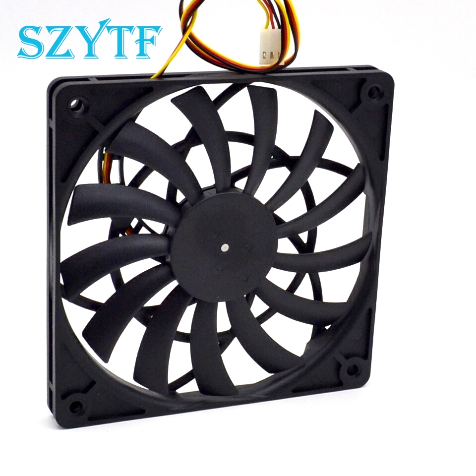 1pcs 12012 0.19A 12MM thick slim chassis cpu fan