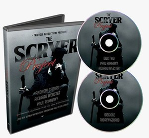 Andrew Gerard Richard Webster - The Scryer Project Magic tricks(China)