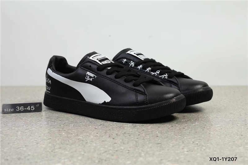 09fe26f7bd5f Puma shoes PUMA Visual Artist Shantell Martin Joint Venture White Graffiti  White black size 36-