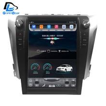 32G ROM Vertikale screen android auto gps multimedia video radio player in dash für toyota camry 2012-2017 jahre auto navigaton