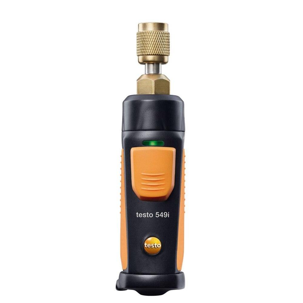 High-pressure Gauge (Bluetooth) Smart Air Conditioning Testo549I Electronic Pressure Refrigeration Pressure Measuring Instrument