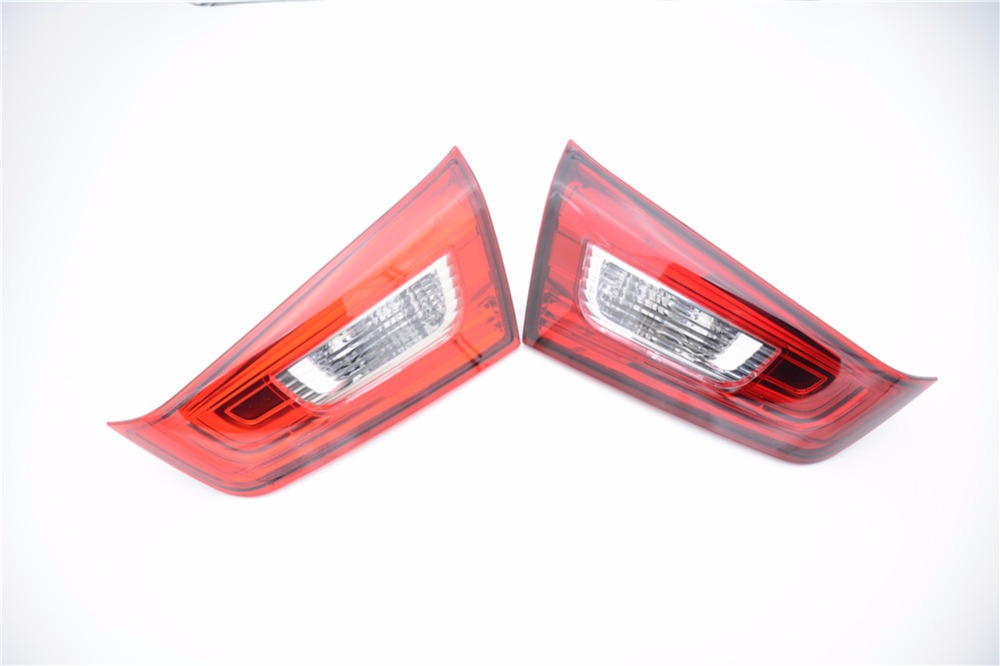 1Pair Left & Right Inner Rear Tail Lights Tail Lamps 8330A689 8330A690 For Mitsubishi ASX 2009-20151Pair Left & Right Inner Rear Tail Lights Tail Lamps 8330A689 8330A690 For Mitsubishi ASX 2009-2015