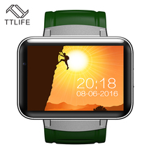TTLIFE New WiFi GPS DM98 Smart Android 5.1 Watch Phone Clock GSM/WCDMA 2G/3G SIM Card Slot Camera Anti-lost Bluetooth Speaker