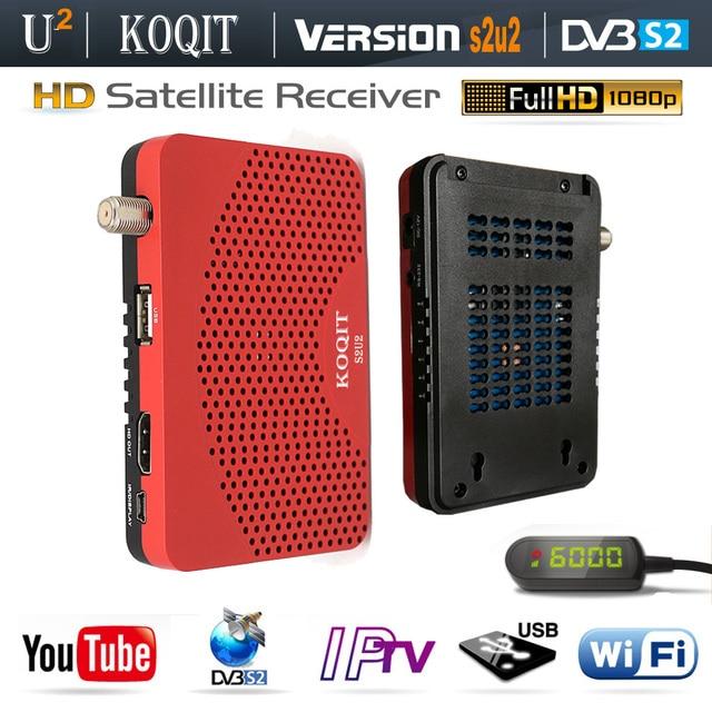 IPTV m3u player DVB-S2 Receptor HD Digital Satellite Receiver Youtube USB Recrod Wifi RJ45 Protocol Cline Decode vu Biss Decoder