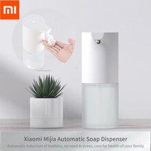 الأصلي شاومي Mijia التلقائي التعريفي رغوة غسل اليد التلقائي الصابون 0.25s الأشعة تحت الحمراء الاستشعار للمنازل الذكية في المخزون