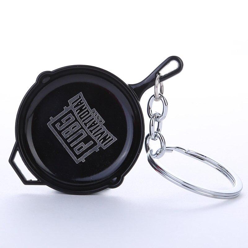 Bullseye Pan Keychains (5)