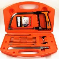 11 In 1 DIY Hand Saw Mental Mini Saw Hacksaw For Wood Woodworking Saws Set Multi
