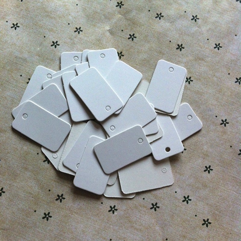 300PCS White cardboard paper blank cards,Handmade post card,DIY cards,Paper crafts.scrapbooking Free shipping .20*33mm 026011011