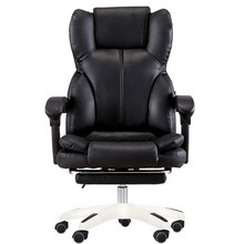 High Quality Office Boss Chair Ergonomic Computer Gaming Chair Internet Cafe Seat Household Reclining Chair european excellent electric game household internet cafe main sowing ergonomic comfortable rotating lift computer chair