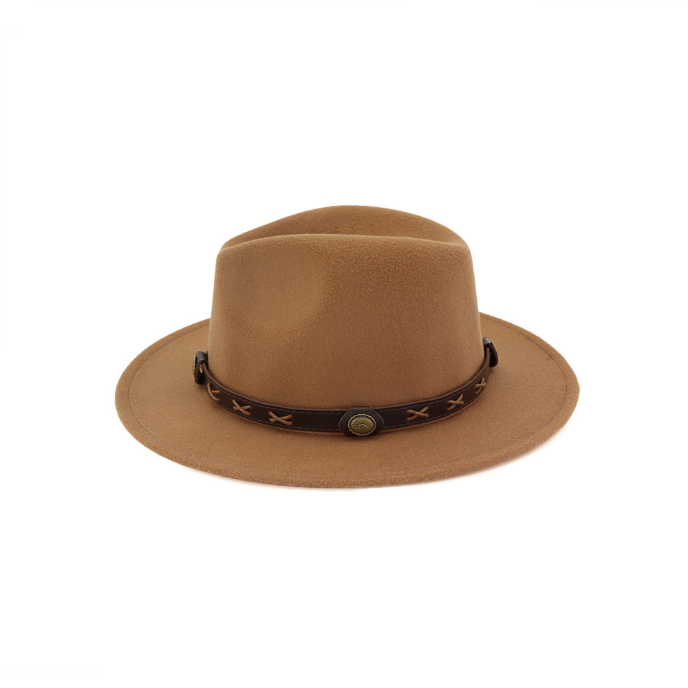 4237723044b VERIDICAL New 2018 Sun Hat Cowboy Hat Men and Women Travel Caps Jazz hat  good quality ...