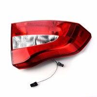 Thay thế Xe Tail Light LED Phanh Màu Đỏ Ánh Sáng Dừng Lật đèn Cảnh Báo Xe Ô Tô Nhấp Nháy Ánh Sáng cho cho các Volvo S80 xe tạo kiểu