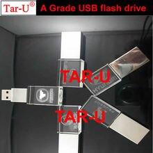 Креативный бренд автомобиля 16 ГБ USB флэш-накопитель высокой скорости Емкость флэш-накопитель автомобиля логотип карты памяти