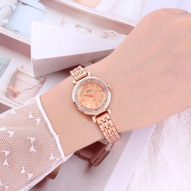 2018 Luxury Watch Women Dress Bracelet Watch Fashion Quartz Wrist Watch For Wome