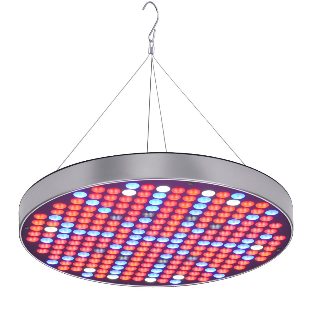 Red+Blue+Orange+white LED 250pcs SMD2835 Growing Lamp With EU UK US AU Plug Easy Installation
