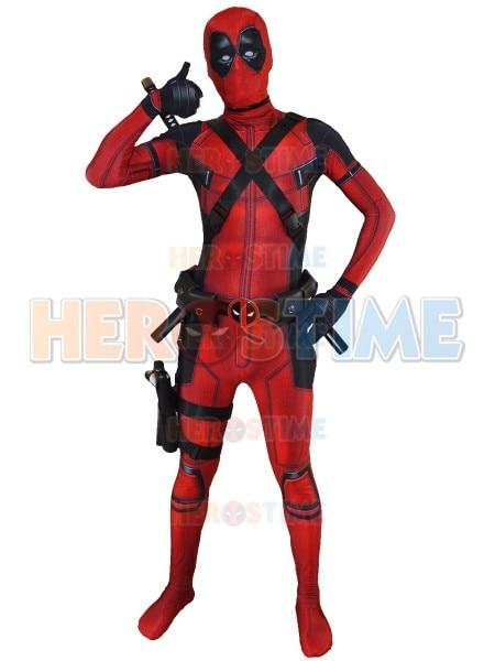 Movie Deadpool Costume 3D Printed Cosplay Suit Superhero Cosplay Halloween Party Costume halloween cosplay suit
