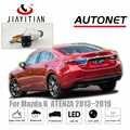 JIAYITIAN ด้านหลังสำหรับ MAZDA 6 Mazda6 GJ ATENZA 2013 ~ 2018 MK3 M6/CCD/Night Vision /กล้องย้อนกลับกล้องใบอนุญาต