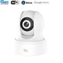 НЕО COOLCAM умный дом автоматизация Wi-Fi ip-камера Беспроводная HD 720 P Сеть ночного видения камера видеонаблюдения работа с Alexa Echo Show