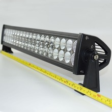 1pc 22 inch led bar 120W led off road light bar offroad 4X4 for trucks tractor car ATV spot/flood/combo VS 126W 180W