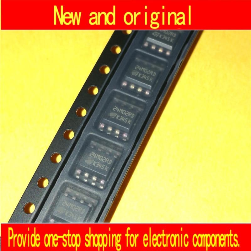 original 50PCS lot M24M02 DRMN6TP M24M02DR M24M02 DRMN6TP SOP8 New original chip IC