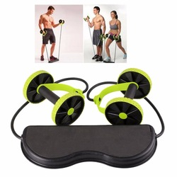 Abdominal wheel ab with mat roller gym roller exercise home fitness equipment double wheel abdominal resistance.jpg 250x250