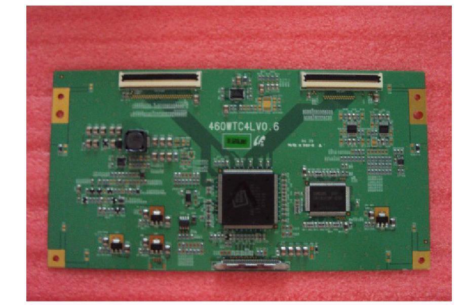 460WTC4LV0.6 LOGIC board inverter LCD BoarD FOR connect with LTA460WT-L03 T-CON connect board original lcd connect with printer power supply board bn44 00178b t con connect board