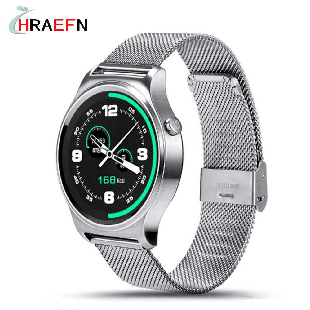 GW01 Smart Watch MTK2502 Bluetooth Heart Rate Monitor Smartwatch Clock  Full IPS Screen Anti-lost Supporting Android iOS System smart watch ips screen track wristwatch mtk2502 bluetooth smartwatch heart rate monitor pedometer dialing for android ios k88h