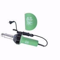 Nova DSH-XA Piso PVC Plástico Tocha de Soldagem 1500 W Soprador de Ar Quente Arma De Aquecimento Hot-blast Gun 220 V 50 HZ 30-700 Graus (ajustável)