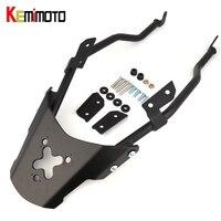 Kemimoto для Yamaha mt 03 mt 25 mt03 MT25 mt 03 25 2016 2017 Аксессуары для мотоциклов задний багажник Чемодан стойки