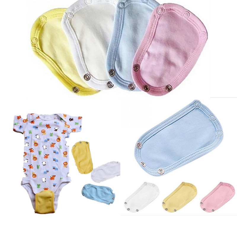 Mother & Kids Ultra-functional Bag Fart Jumpsuit Extension Baby Romper Crotch Extension Child One Piece Bodysuit Extender Baby Care 13*9cm #25 Latest Fashion Baby Care